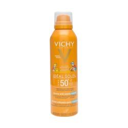 VICHY IDEAL SOLEIL BRUMA ANTIARENA INFANTIL SPF50+ 200ML