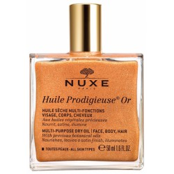 NUXE PRODIGIEUSE OR ACEITE SECO LUMINOSO 50ML