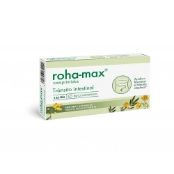 ROHA-MAX TRANSITO INTESTINAL 30 COMPRIMIDOS