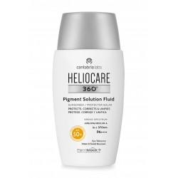 HELIOCARE 360 PIGMENT SOLUTION FLUID PROTECTOR SOLAR 50ML