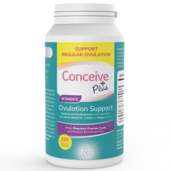 Sasmar Conceive Plus Women's Ovulation Support 120 cápsulas