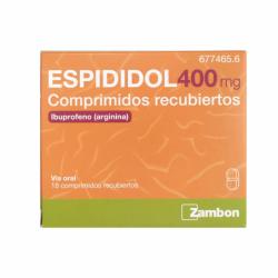 ESPIDIDOL 400MG 18 COMPRIMIDOS RECUBIERTOS