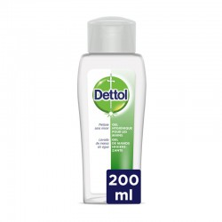 DETTOL GEL DE MANOS HIGIENIZANTE 200ML