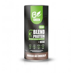 BE GREEN 3-BLEND PROTEIN MOUSSE CHOCOLATE +BCAA 700G