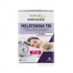 ANGELINI MELATONINA TRI 1.99MG 60 COMPRIMIDOS