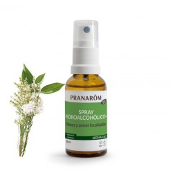 PRANAROM AROMAFORCE SPRAY HIDROALCOHOLICO+ 30ML