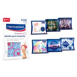HANSAPLAST APÓSITO PARA AMPOLLAS 5 UDS GRANDE