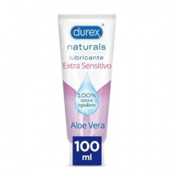 DUREX NATURALS GEL LUBRICANTE EXTRA SENSITIVO 100ML