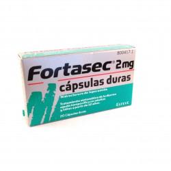 FORTASEC 2MG 10 CAPSULAS