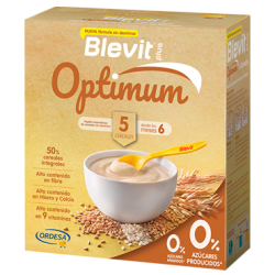 BLEVIT PLUS OPTIMUM 5 CEREALES 400G