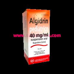 ALGIDRIN PEDIATRICO 40MG/ML SUSPENSION ORAL 150ML