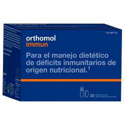 ORTHOMOL IMMUN VIAL BEBIBLE 20 ML 30 RACIONES