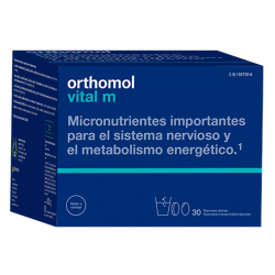 ORTHOMOL VITAL M GRANULADO 30 RACIONES