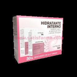 CUMLAUDE HIDRATANTE INTERNO DUPLO 2X6 MONODOSIS