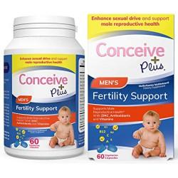 Sasmar Conceive Plus Fertilidad Hombre 60 cápsulas
