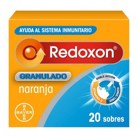 REDOXON DOBLE ACCIÓN VITAMINA C + ZINC 20 SOBRES