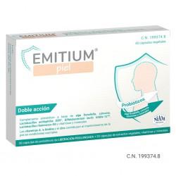 EMITIUM PIEL 40 CAPSULAS