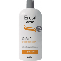 EROSIL AVENA GEL DUCHA PIEL SENSIBLE 500ML