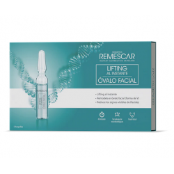 REMESCAR LIFTING AL INSTANTE OVALO FACIAL 5 AMPOLLAS