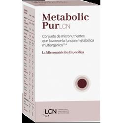 LCN METABOLIC PUR 60 CAPSULAS