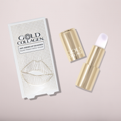 GOLD COLLAGEN ANTI-AGEING LIP VOLUMISER 4G