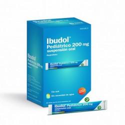 IBUDOL PEDIATRICO 200MG 20 SOBRES SUSPENSION ORAL