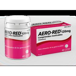 AERO RED 120 MG 40 COMP MASTICABLES