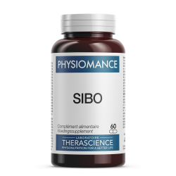THERASCIENCE PHYSIOMANCE SIBO 60 CAPSULAS