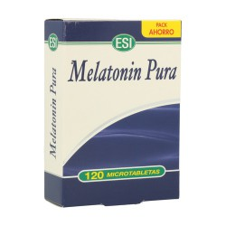 TREPAT DIET ESI MELATONINA PURA 1MG 120 TABLETAS