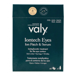VALY IONTECH EYES 6 PARCHES & SERUM 15ML
