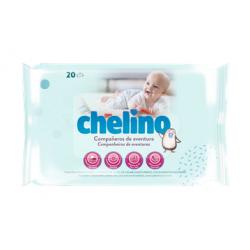CHELINO BABY CARE TOALLITAS INFANTILES 20 TOALLITAS