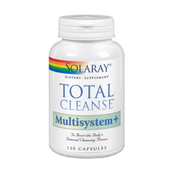 SOLARAY TOTAL CLEANSE MULTISYSTEM