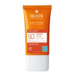 RILASTIL SUN SYSTEM 50+ CREMA VELVET 50 ML