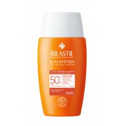 RILASTIL SUN SYSTEM SPF50+ COMFORT COLOR 50ML
