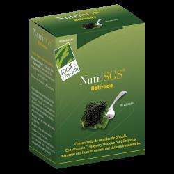 CIENPORCIEN NATURAL NUTRI SGS ACTIVADO 60 CAPSULAS