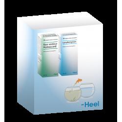 Heel Detox Pack Lymphomyosot + Nux Vomica-Homaccord