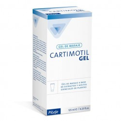 PILEJE CARTIMOTIL GEL MASAJES 125 ML