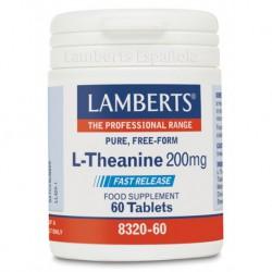 LAMBERTS L-TEANINA 60 TABS