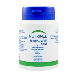 NUTRINED MEB12 + MTHF  (FORMULA 128) 60 COMPRIMIDOS SUBLINGUALES