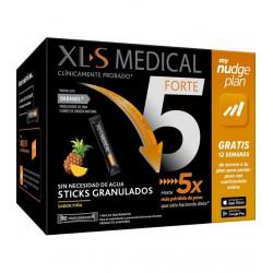 XLS MEDICAL FORTE 5 90 STICKS GRANULADO SABOR PIÑA