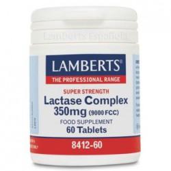 LAMBERTS COMPLEJO LACTASA 350MG 60 COMP
