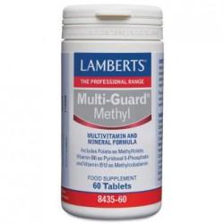 LAMBERTS MULTI-GUARD METHYL 60 COMPRIMIDOS