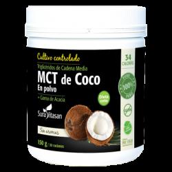 SURA VITASAN MCT DE COCO EN POLVO 150G