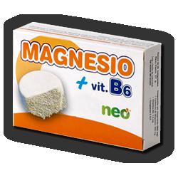 NEO MAGNESIO VIT B6 NEO ORALFLASH 30COMP