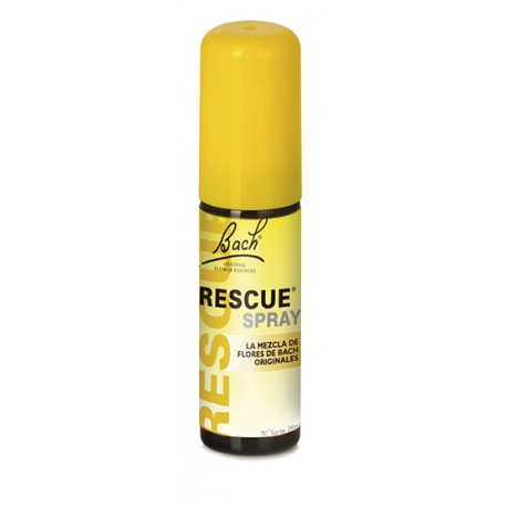 BACH RESCUE REMEDY SPRAY 20ML.