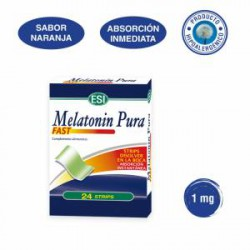 TREPAT DIET MELATONINA FAST 1MG 24 STRIPS