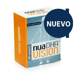NUA DHA VISION 60 CAPS