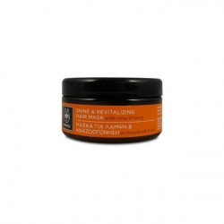 APIVITA MASCARILLA BRILLO Y VITALIDAD 200ML