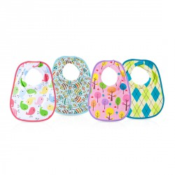 NUBY BABERO CUELLO ABSORCION 2U