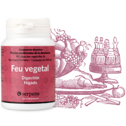 ABORIGEN FEU VEGETAL DIGESTION 90 CAPS
